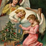 How To Print Beautiful Antique Christmas Cards