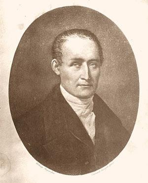 Joseph Nicéphore Niépce. Source: public domain.