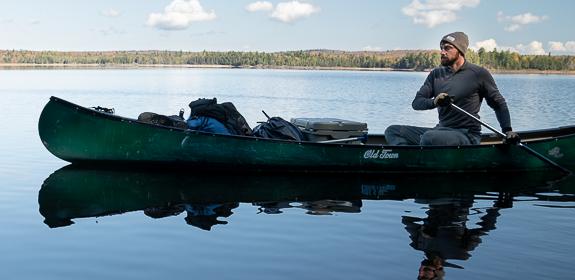 Documenting Maine's Penobscot River Wilderness. Part 1