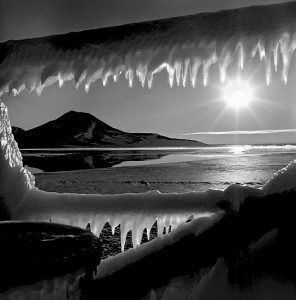 Antarctic Sunrise (c) Arthur H. Bleich copy