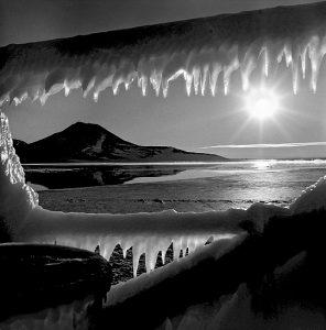 Antarctic Sunrise (c) Arthur H. Bleich copy
