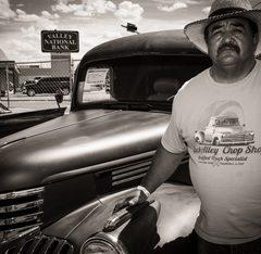 RRP Pro Tony Bonanno at New Mexico Art Exhibits