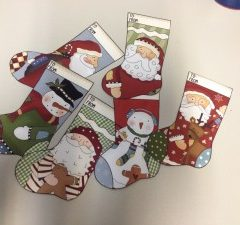 Paper Crafts: Custom Christmas Inkjet Gift Tags