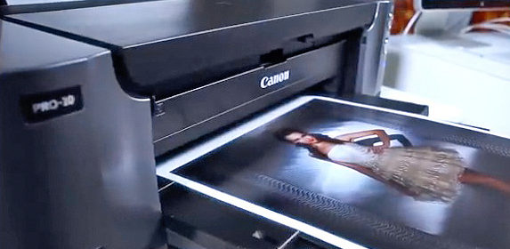 Win A Canon Pixma Pro-10 Printer & Paper Package Worth $800!