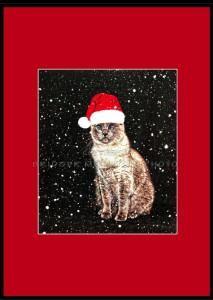 Pentecost Cat Card