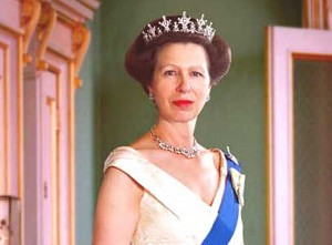 Princess Anne: Wide-angle lenses are definitely not her favorites. Credit: Palace Publicity Photo