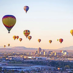 Favorite Photo Places: Hot Air Balloon Festivals