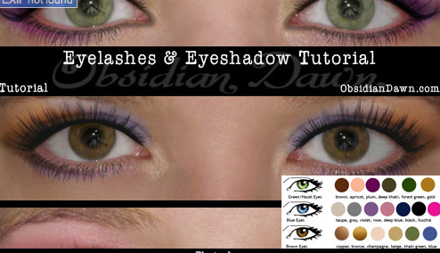 Realistic Eyelashes and Eyeshadow in Photoshop Tutorial | Obsidian Dawn.jpg