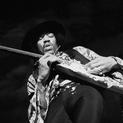 A Rock Photographer's Tribute to Jimi Hendrix