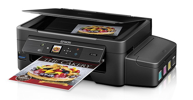 Epson ET-2550 EcoTank Review - First Look Introduction and Getting Started
