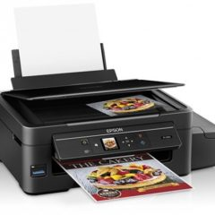 Epson's New ET-2550 Printer. Say Goodbye To Ink Cartridges Forever!