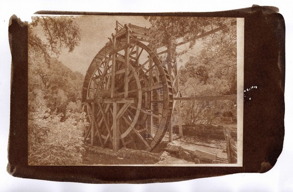 Student Grist Mill