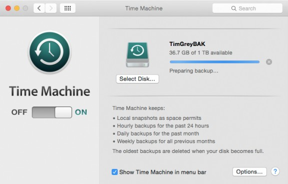 While I use synchronization software as my primary method of backing up my photos, I also employ an incremental backup as an additional precaution.