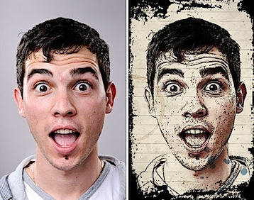 Turning A Photo Into An Ink Drawing In Photoshop - Free Video Tutorial | PhotoshopSupport.com.jpg