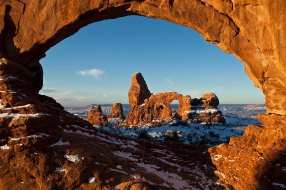 turret-arch-framed-by-north-window