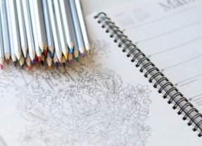 Printing Project Idea: Create Your Own Coloring Pages